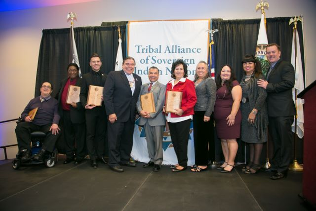 Honoring California Tribal Leaders