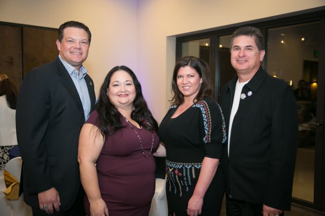 Pechanga Tribal Leaders